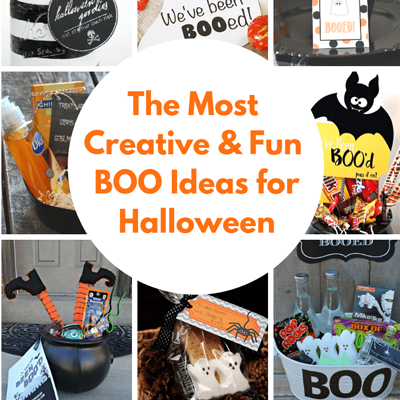 Halloween Boo Ideas