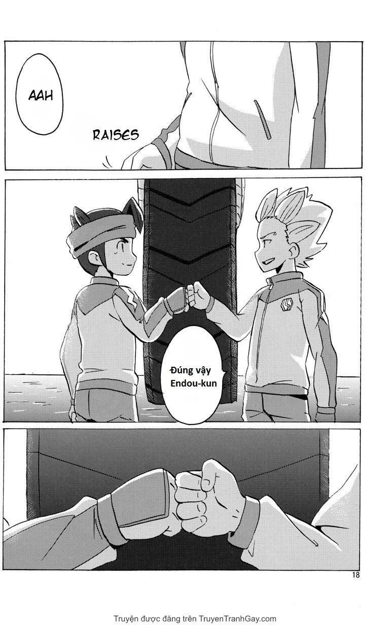 Trang 18 - Cỏ Mùa Hè (- 10nin and Inuyama Niyao) - Truyện tranh Gay - Server HostedOnGoogleServerStaging