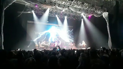 Charly no termino su show en Rosario por un problema de salud.