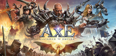 AxE: Alliance vs Empire (MOD, Dump Enemy) APK For Android