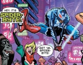 Versión alternativa del futuro de Spidergirl
