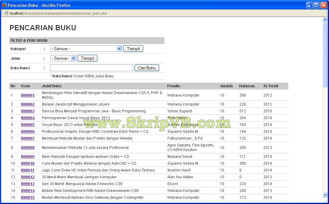 contoh aplikasi program sistem pakar menggunakan php.zip 1