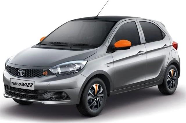 Tata launch tiago wizz limited edition.