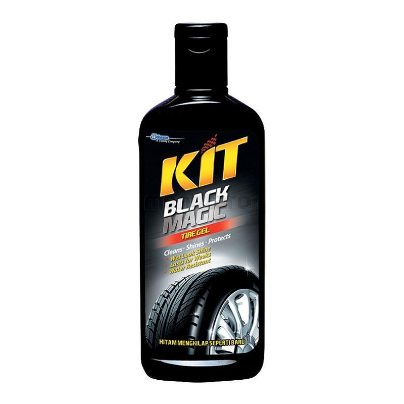 Semir ban Kit Black Magic paling umum dipakai oleh pecinta motor dan mobil