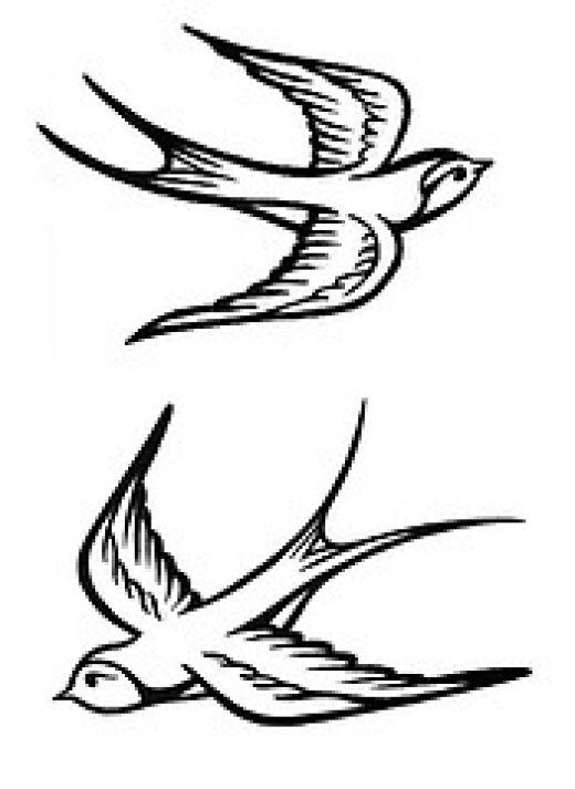 Birds Tattoos For You Black Sparrow Tattoo Auto Electrical