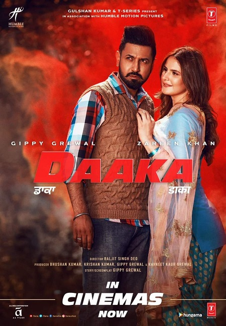 Daaka (2019) Punjabi 1080p WEB-DL 2.8GB Download