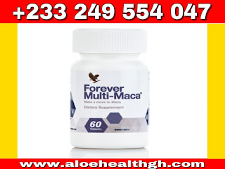 forever multi maca from forever-living-products for stamina , endurance and increase libido