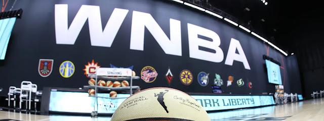 WNBA 2020 - Playoffs: Semifinales