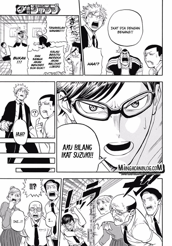 Dilarang COPAS - situs resmi www.mangacanblog.com - Komik u19 007 - pengusiran 8 Indonesia u19 007 - pengusiran Terbaru 7|Baca Manga Komik Indonesia|Mangacan