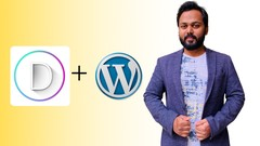 WordPress for Beginners: Create WordPress Website with Divi
