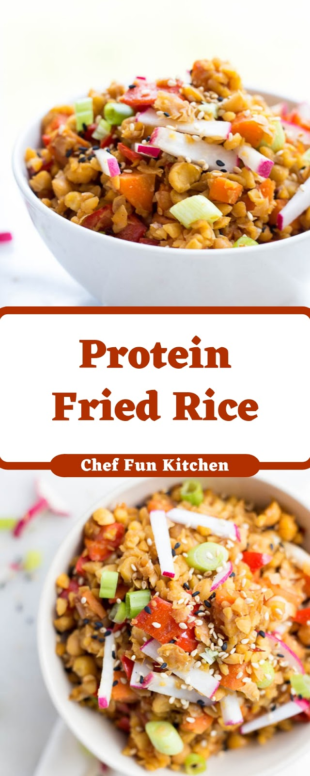 Protein Fried Rice