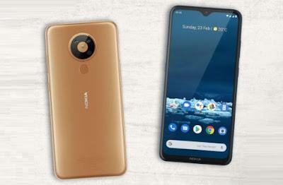 مواصفات جوال نوكيا Nokia 5.3 نوكيا Nokia 5.3 الإصدار : TA-1234, TA-1223, TA-1227, TA-1229 مواصفات نوكيا  Nokia 5.3  سعر موبايل نوكيا Nokia 5.3 - هاتف/جوال/تليفون Nokia 5.3
