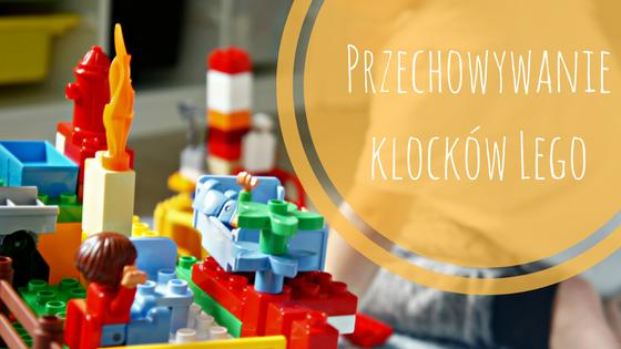przechowywanie klocków Lego