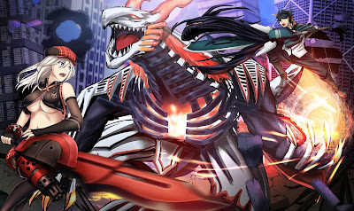 God Eater Batch Subtitle Indonesia