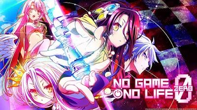 No Game No Life: Zero | Carpeta contendora | Pelicula | Español Latino | MEGA - MediaFire | Descargar