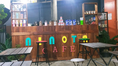 Ninota Cafe, Tempat Nongki Terbaru di Toraja