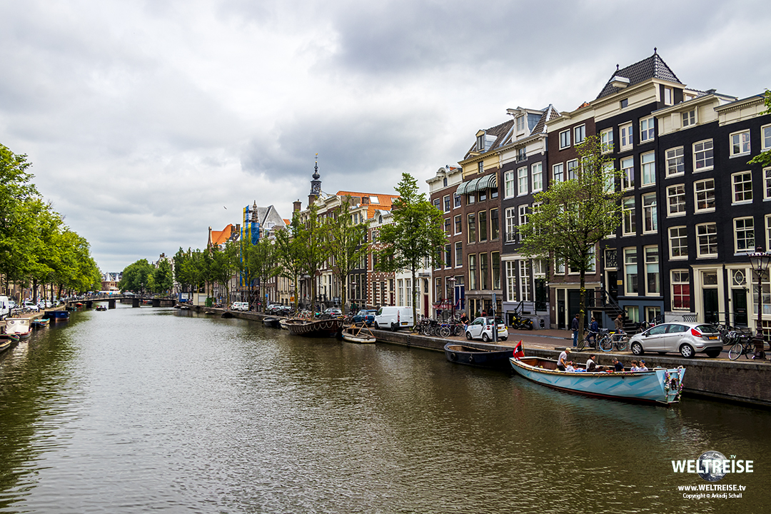 Amsterdam, Niederlande www.WELTREISE.tv