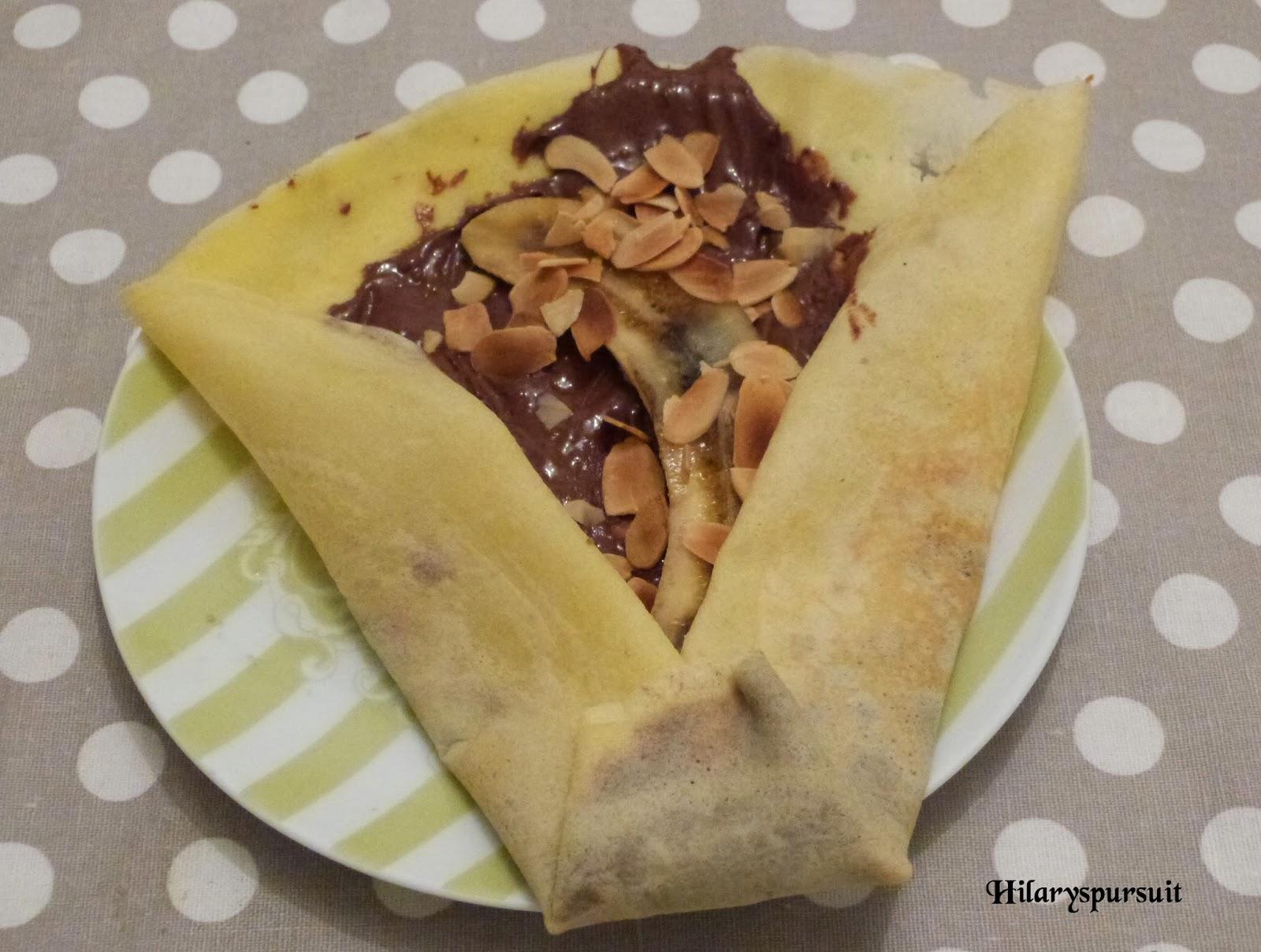 Recettes de crêpes et idée gourmande
