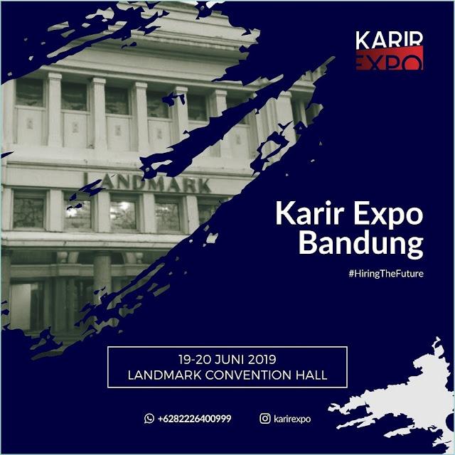 Job Fair di Kota Bandung 2019