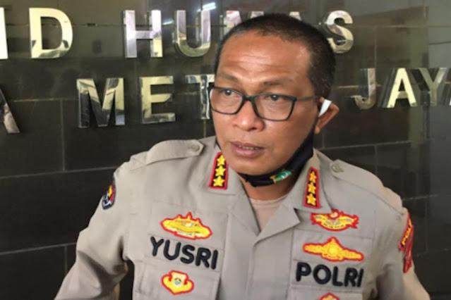 Semakin Memanas! Polisi Bakal Buru Penyebar Hoaks WA Kapolda Metro Jaya Soal HRS