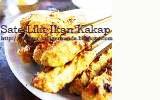 Pulau Dewata Bali ternyata juga mempunyai masakan khas lain berupa sate yang diberi nama  Resep Sate Lilit Ikan Kakap khas Bali nan Mantaph