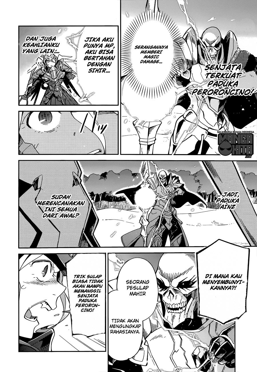 Manga Overlord chapter 14 Bahasa Indonesia