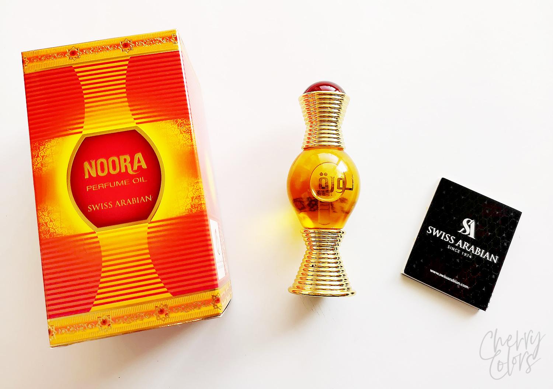 Noora - Swiss Arabian Perfume