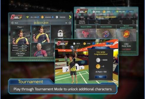 Game Li-Ning Jump Smash 15  Mod Apk