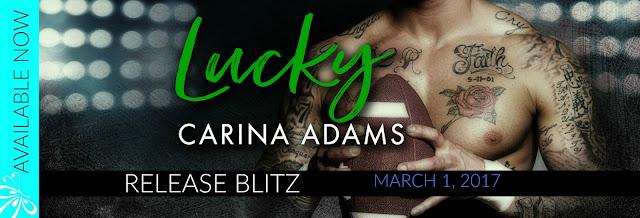 Lucky By Carina Adams