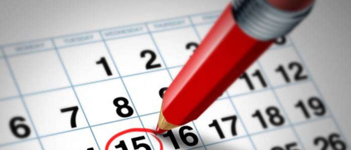 Scadenze imu tasi 2017 tutte le date for Irpef 2017 scadenze