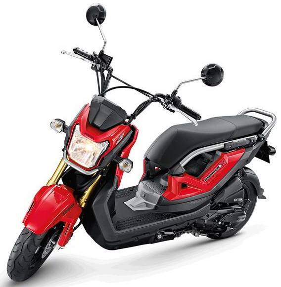 Zoomer-X 2016 just coming - Price 2250$ - Phnom Penh Motors