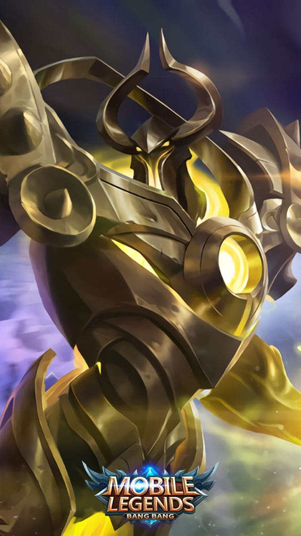 Wallpaper Uranus Aethereal Defender Skin Mobile Legends HD for Android and iOS