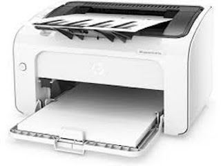 Picture HP LaserJet Pro M12w Printer