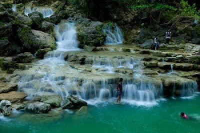 Lokasi Air Terjun Sri Gethuk Gunung Kidul Jogjakarta