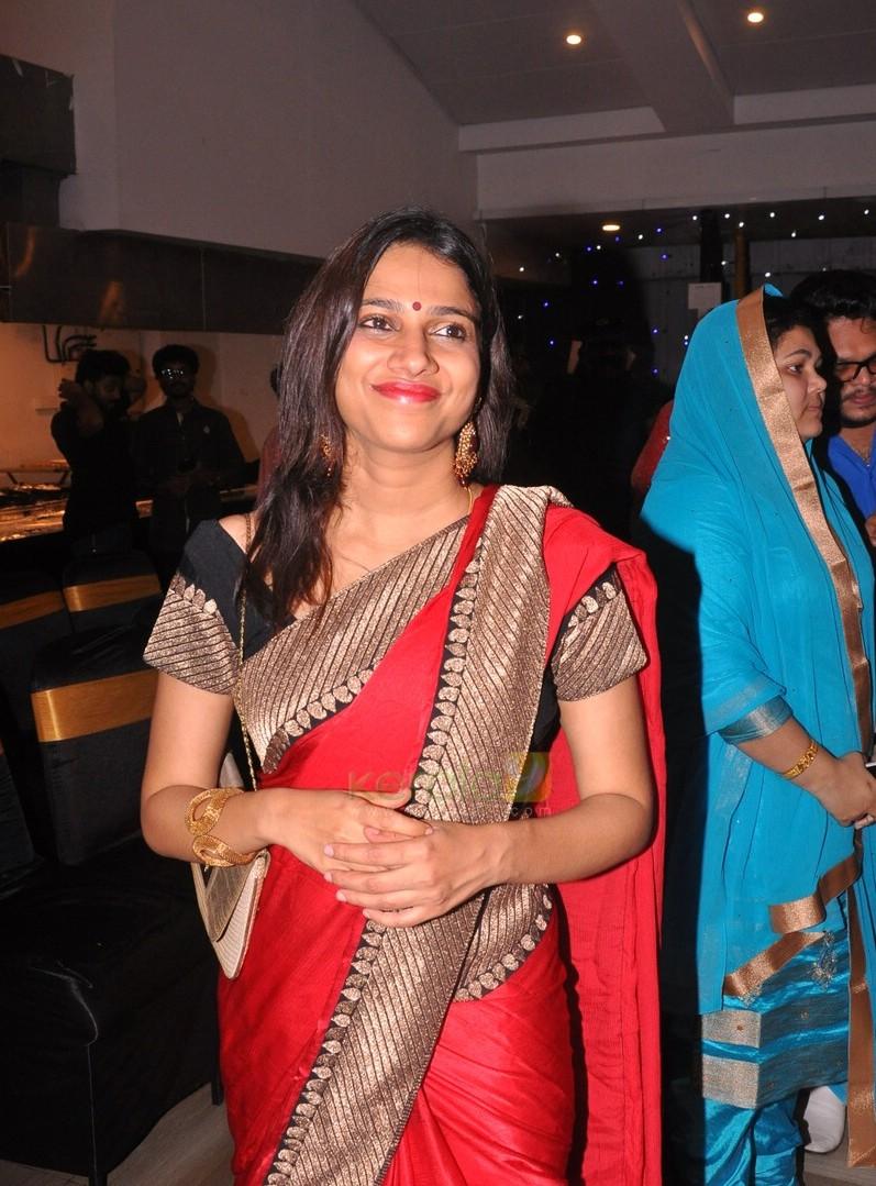 Gayathri Ashokan At Singer Najim Arshad Reception