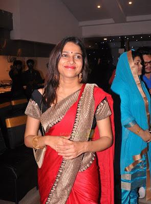 gayathri-ashokan-at-singer-najim-arshad-reception