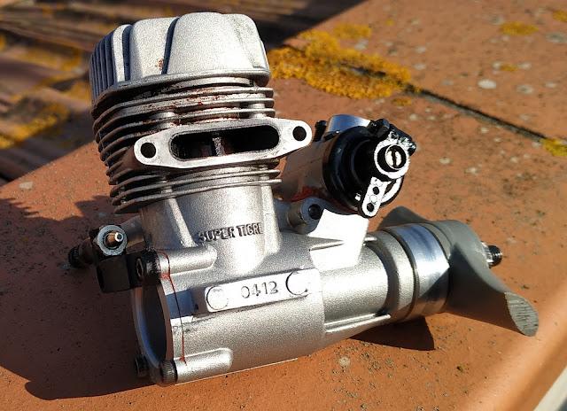 Supertigre G51 motore adatto per tutte le stagioni.