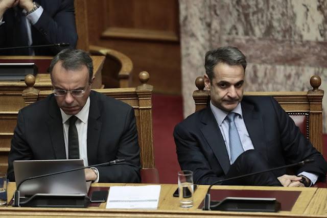 Τα δύο κραυγαλέα ψέματα και οι δύο ένοχες σιωπές του Μητσοτάκη σήμερα στη Βουλή