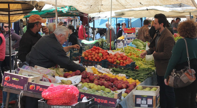 Η λίστα με τους 77 πωλητές που θα στήσουν πάγκο στην λαϊκή του Άργους το Σάββατο 11/4