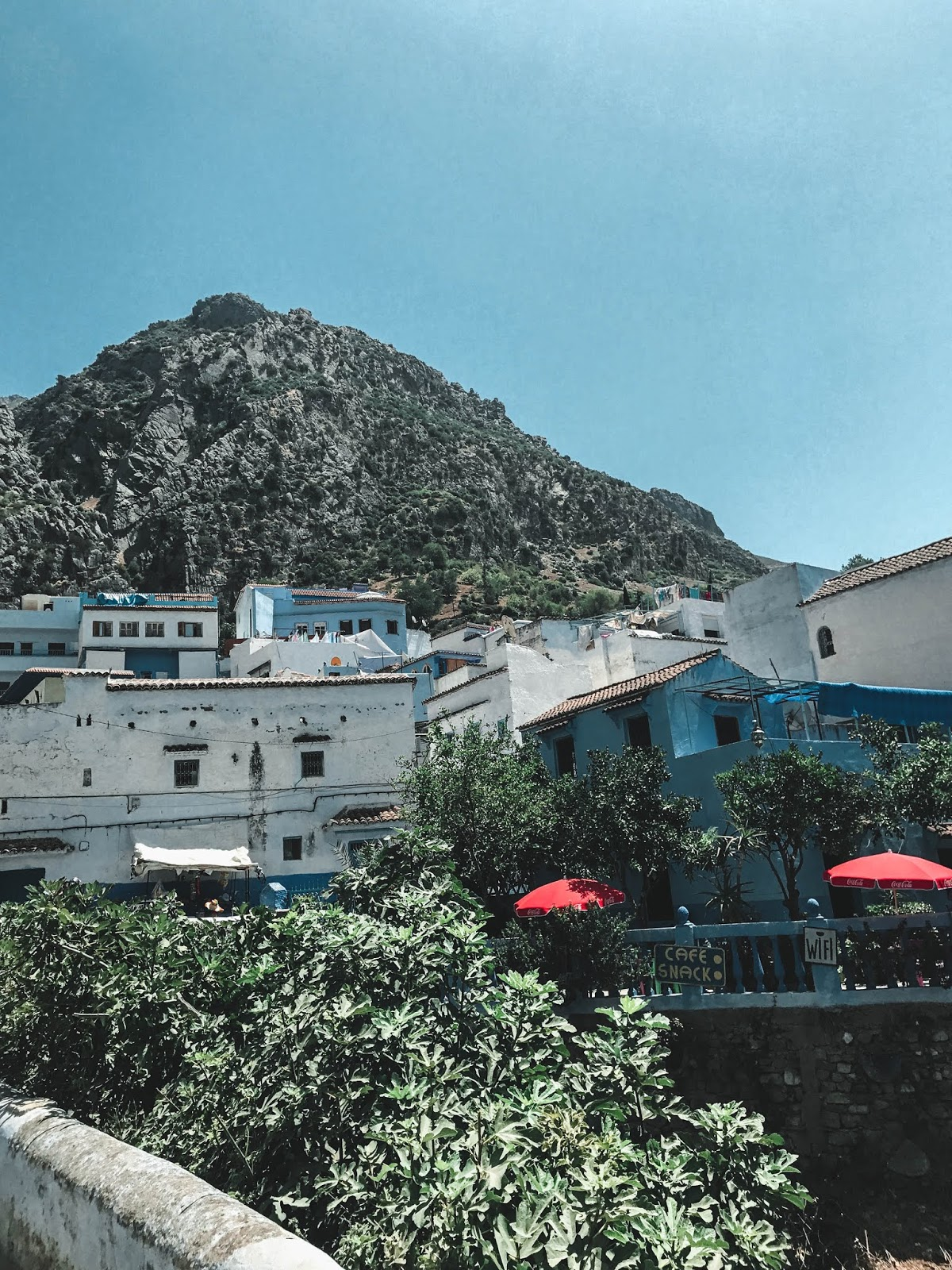Chefchaouen Morocco Views