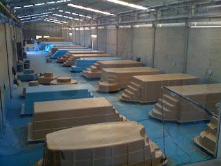 fábricacão piscinas de fibra