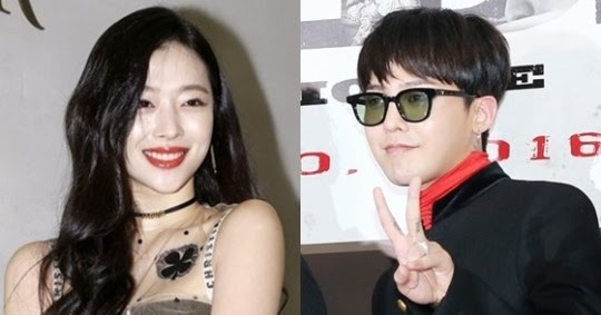 chanyeol and sulli dating rumors