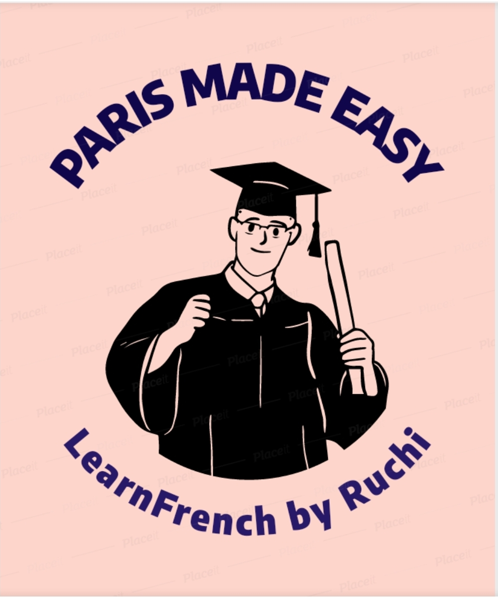 PARIS MADE EASY  Learn french by Ruchi