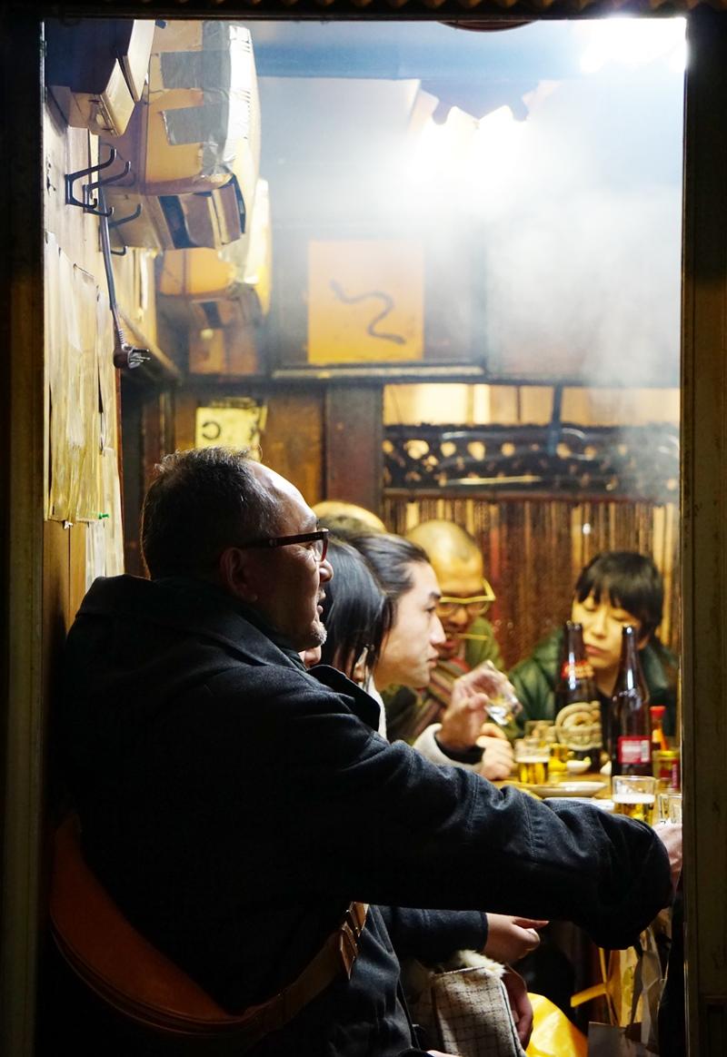 Tokio-omoide-yokocho
