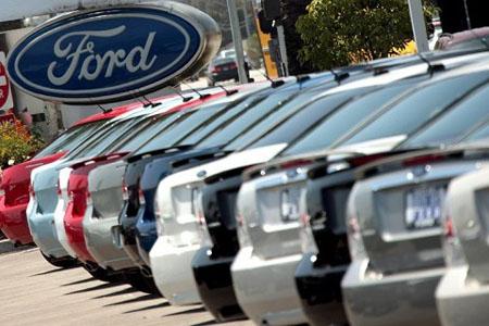 Ford is Named the Top Brand in America
