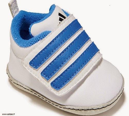 Chaussure bébé garçon adidas