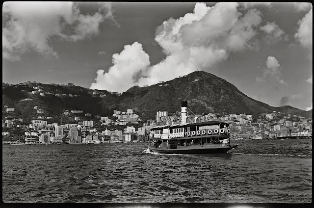 見證兩個世界級城巿的變遷  1950年代攝影作品展