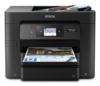 Download Driver Epson WorkForce Pro WF-4734