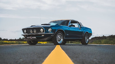 Wallpaper Ford Mustang HD for mobile