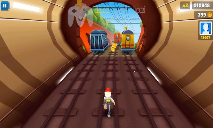 تحميل لعبة Subway Surfers